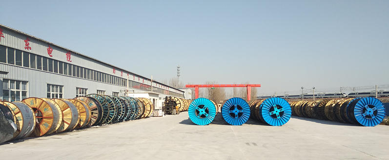 Huadong 12 wire cable factory stock