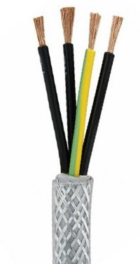 cheap 4 core screened cable quotation