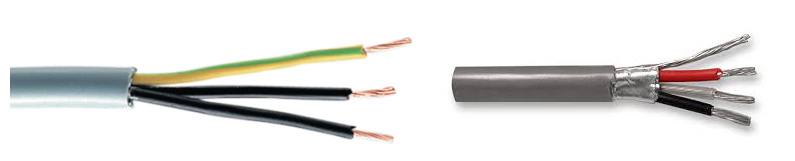 3 conductor shielded wire quotation