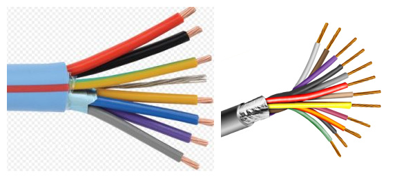 450-750V-flexible-Control-Cable-Shielded