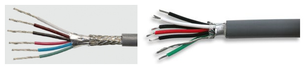 Huadong 6 core shielded cable manufacturers