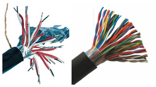 Huadong cheap 16 pair shielded cable suppliers