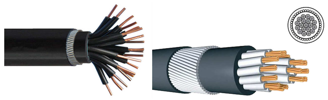 Huadong multi core shielded cable manufacturers