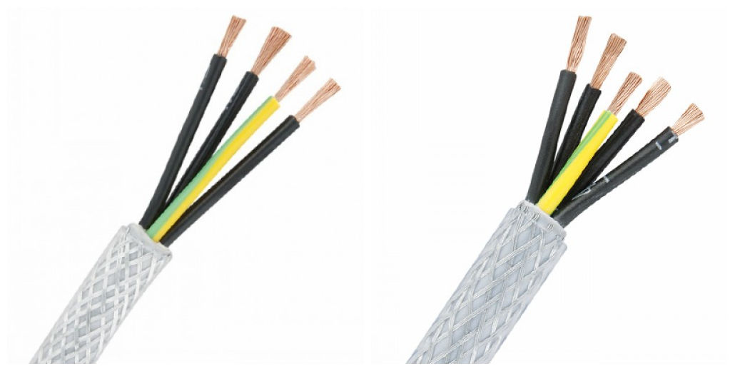 Huadong sy multi flex cable manufacturers