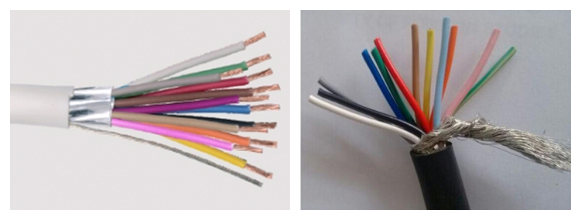 cheap discount 15 core screened cable free samples