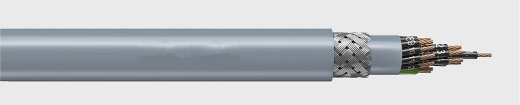 cheap individually shielded cable factory price