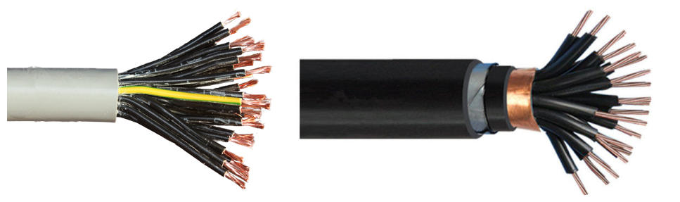 discount 14 awg multi conductor cable price